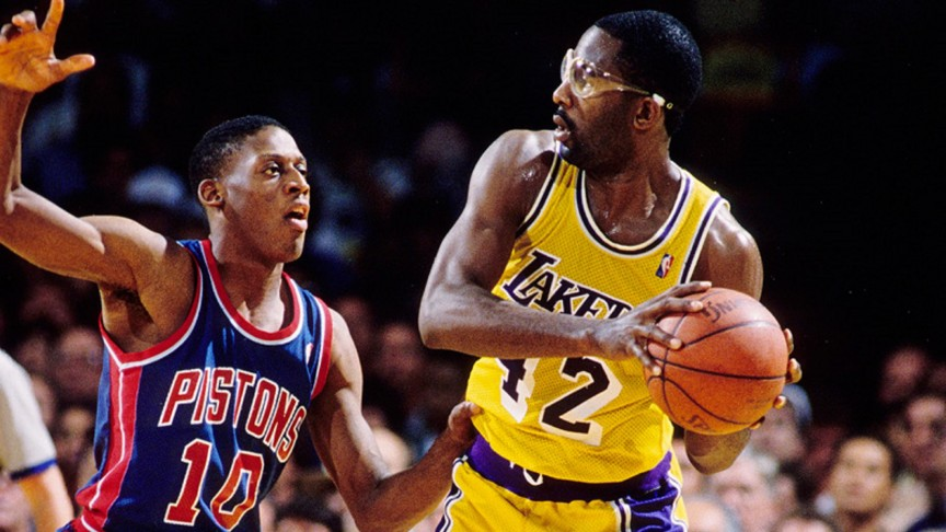 James_Worthy_Game_7_Finales_NBA_1988_Detroit_Pistons