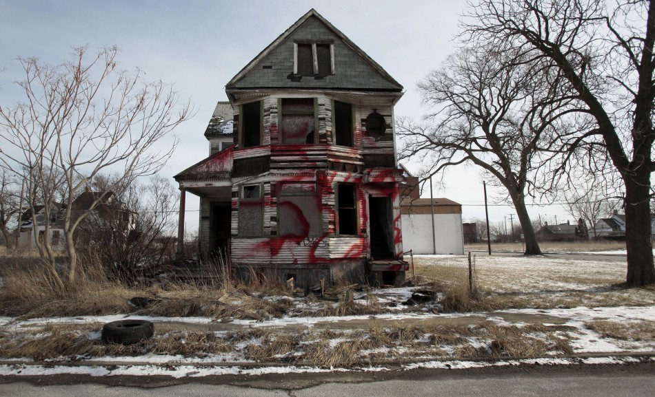 Detroit bancarrota