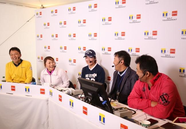 LPGAツアー「Tポイント×ENEOS ゴルフトーナメント」インターネット中継 大会3日間から終了後VOD配信まで総視聴回数は144万回に