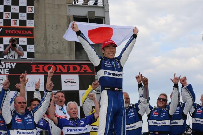 佐藤琢磨が2年ぶりの頂点を目指す!「第103回インディ500」を生中継!