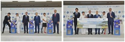 東京2020・P&G「みんなの表彰台プロジェクト」合同記者発表会を開催 6月19日(水)から全国でスタート!