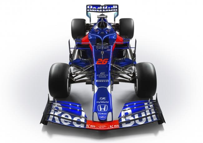 レッドブル・トロロッソ・ホンダ F1チームと日本のRDSがスポンサー契約