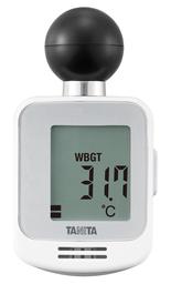 国内初、ブルートゥース®通信機能を備えた小型の黒球式熱中症指数計「TC-310」を7月1日に発売