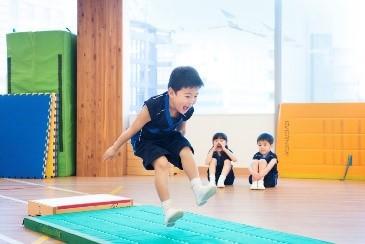 東京でいま話題沸騰中 !やる気スイッチグループの幼児・小学生向けスポーツ教室「忍者ナイン 西院」(京都・右京区西院)が今月オープン