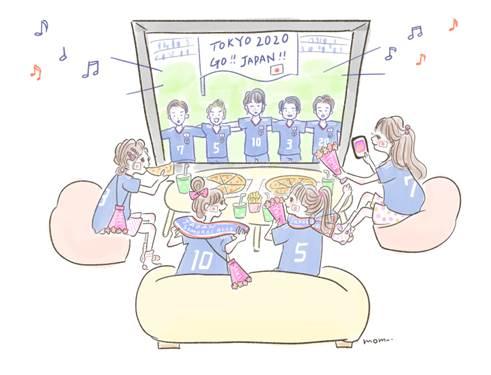 SHIBUYA109 lab.「around20女子の『東京五輪』に関する意識調査」