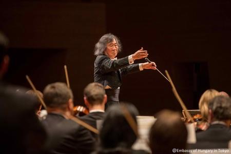 ハンガリー・ブダペスト交響楽団外交関係開設150周年記念来日公演1