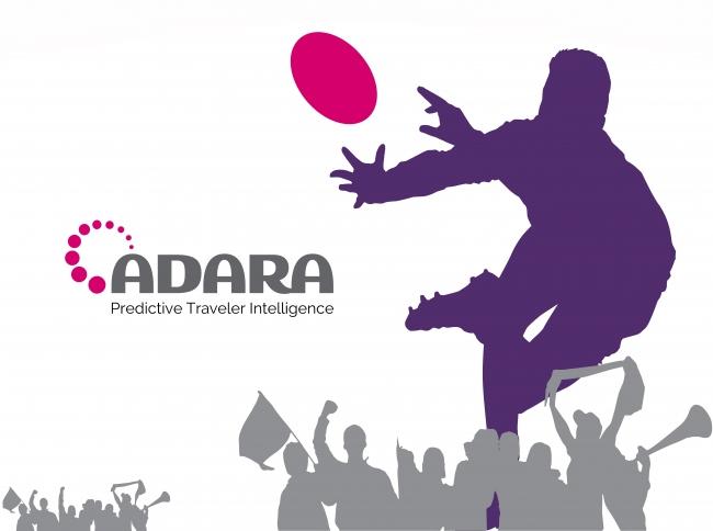 世界の旅行顧客データに特化したADARA(アダラ)がラグビーW杯期間のフライト予約データの分析結果を発表
