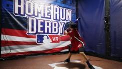 MLBホームランダービーVR