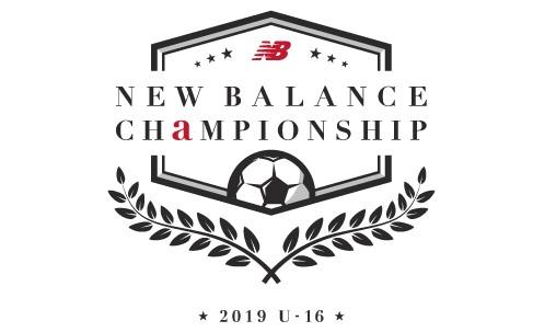 ニューバランス フットボール 「ニューバランスチャンピオンシップ」2019 U-16大会開催