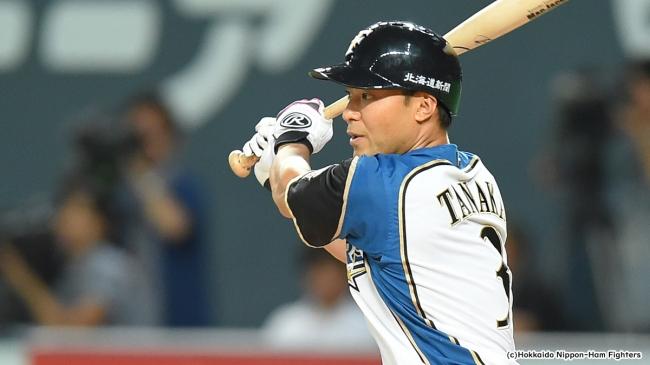 ありがとう、田中賢介!きょうから「GAORAプロ野球中継」内で引退企画の連載がスタート!
