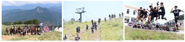 日本初開催!世界最高峰の参加型障害物レース、21kmのBEAST開催! 「SPARTAN RACE Powered by Rakuten –NIIGATA BEAST/SPRINT/KIDS-」