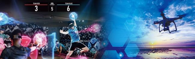 テクノスポーツ「HADO」をカリキュラムに組み込んだ世界初の新学科「テクノeスポーツ学科」が誕生!