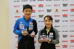 シンガポールで卓球日本代表選手の食事をサポート!