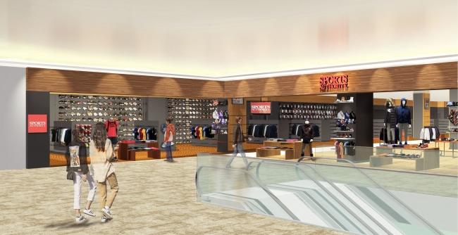 「スポーツオーソリティ 東久留米店」12月13日(金)グランドオープン!アウトドアライフスタイルコーナーを設置し、チームスポーツの品揃えを強化