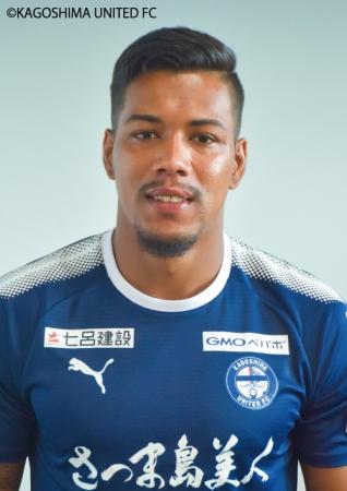 ルカオ選手 鹿児島ユナイテッドFCより期限付き移籍加入のお知らせ