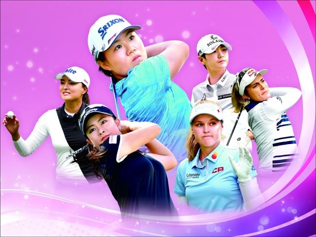 世界最高峰のプレーで魅せるWOWOW「LPGA女子ゴルフツアー2020シーズン」いよいよ開幕!テーマソングはLittle Glee Monster『Love Yourself』に決定!!