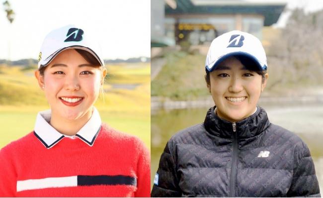 期待の若手選手「吉田優利」「稲見萌寧」とゴルフ用品使用契約を締結