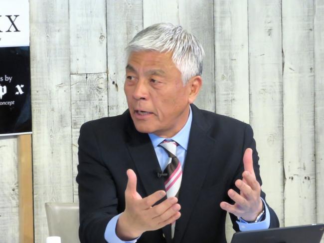 スポーツライターの青島健太氏が「ニューズ・オプエド」生出演!スポーツの話題たっぷりの60分です!