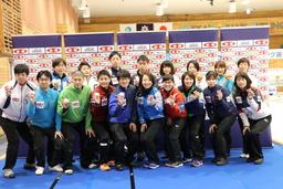 第37回全農日本カーリング選手権大会の開催について