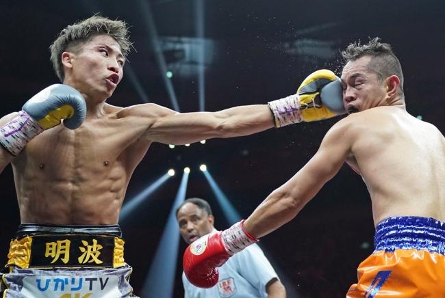 日本ボクシング界の至宝、井上尚弥が本場ラスベガスでカシメロと激突する王座統一戦を、4/26(日)WOWOWで生中継!