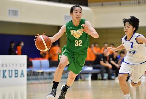 東京医療保健大学 女子バスケットボール部前主将の永田萌絵選手が「長崎県スポーツ特別賞」受賞