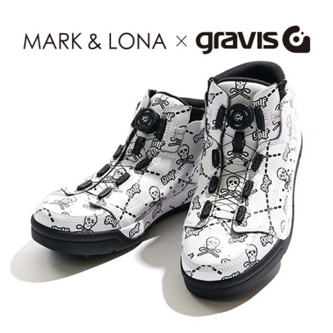 「MARK & LONA」と「gravis」、ジャンルの垣根を超えた異色のコラボレーション!待望の第2弾が実現