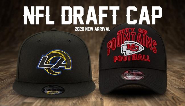 NFLドラフトキャップ2020モデルが登場!取寄予約受付中!