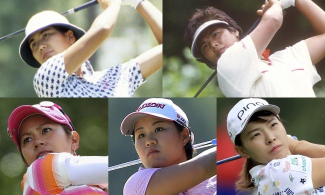 LPGA女子ゴルフツアー70年の歴史を振り返るスペシャル番組がWOWOWで放送決定!