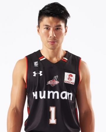 大阪エヴェッサ 今野 翔太選手 契約満了のお知らせ