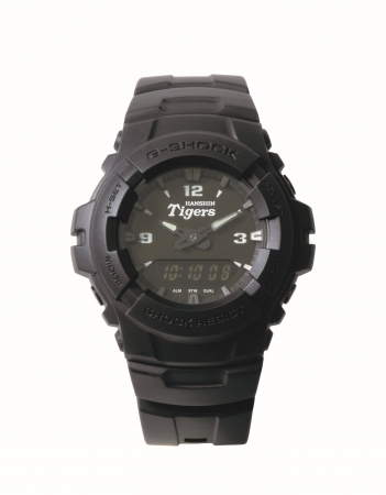 TIGERS G-SHOCK85周年記念モデル 18,364円(税抜)【1,000個限定】