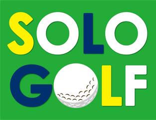 """""""ひとりゴルフ""""の新提案「SOLO-GOLF」がスタート!"""