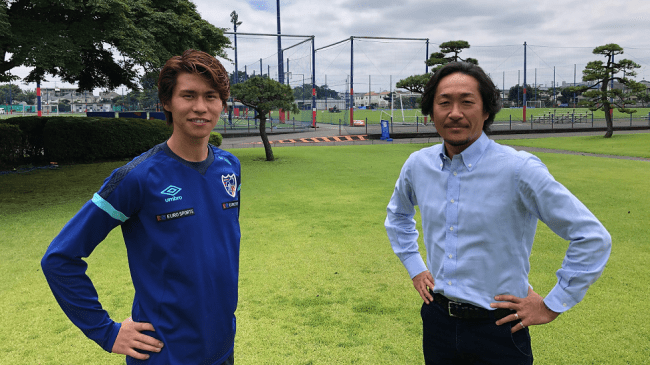 『橋本拳人選手×石川直宏CC』対談 公式YouTubeにて公開のお知らせ