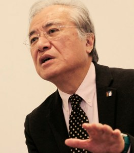 情報連携学部 情報連携学科 坂村 健 教授2