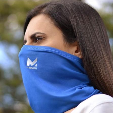 マイナス15℃の冷却効果を発揮するフェイスマスクのご紹介MISSION(ミッション)