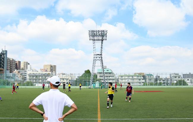 新宿区サッカー協会代表チームの Criacao Shinjuku がジュニアユースチーム(U-15)を設立、セレクションを実施