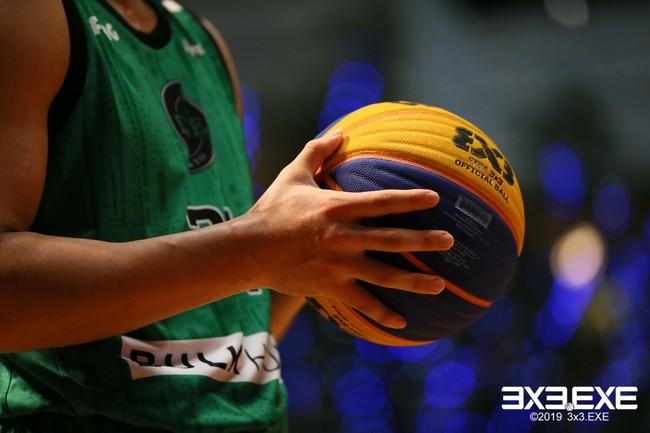 ウイルソンの『FIBA 3x3 GAME BAKETBALL』を3人制バスケットボールのプロリーグ 「3x3.EXE PREMIER」の公式試合球として採用決定
