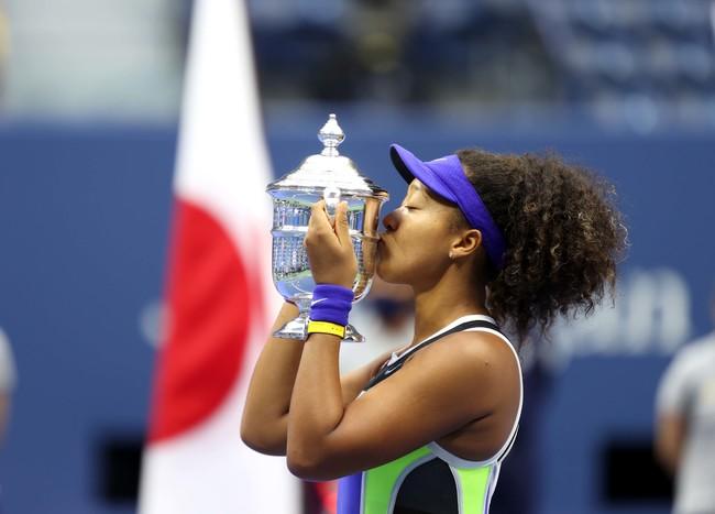 大坂なおみ 全米オープンテニス2年ぶり2度目の優勝!WOWOWで優勝記念特番&全米での激闘を一挙リピート放送決定