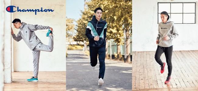 オーセンティックアメリカンアスレティックウェア チャンピオン「Men's Sports」より 2020 Fall &Winter 新作 機能スウェットシャツが登場