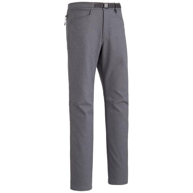 ショッフェル「HIKING PANTS MEN」ウール調な見た目のハイキングパンツ