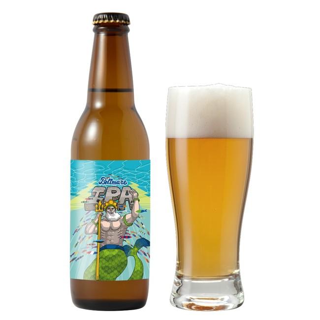 「ベルマーレIPA」10月31日より競技場で<樽生>販売開始。選手が選んだホップで香り付けした、湘南ベルマーレ公式ビール第2弾。