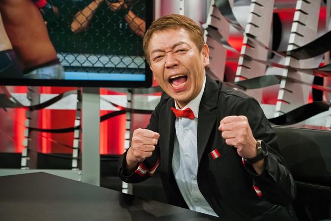 「UFCヘビー級は怪獣映画を超えている!」WOWOW『UFC 甦る名勝負選!最重量ヘビー級 激闘の歴史』ゲスト出演の玉袋筋太郎が数々の名勝負映像に悶絶!