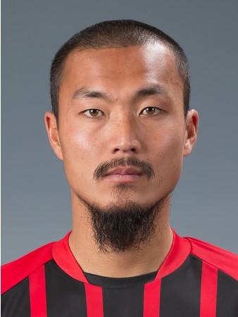 阪田章裕選手 契約満了のお知らせ
