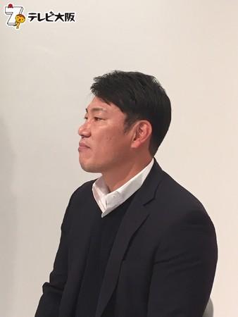 井端弘和氏