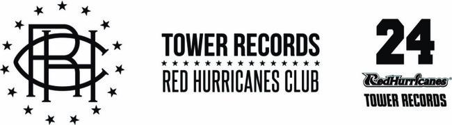 タワレコがラグビーチーム NTTドコモレッドハリケーンズとコラボ!「RED HURRICANES CLUB オフィシャルグッズ」限定販売決定!