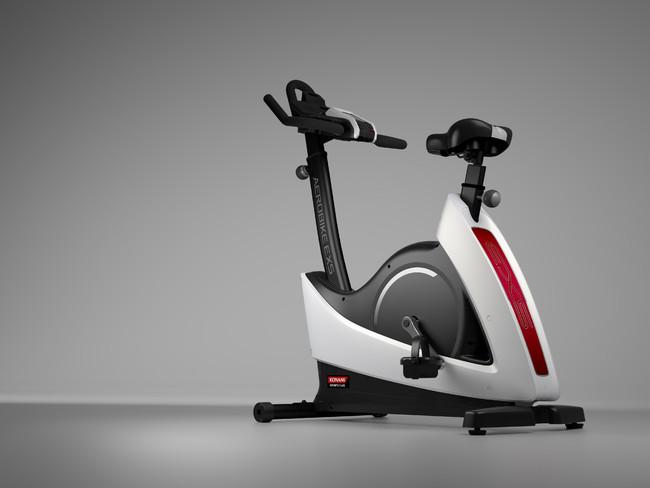 家庭用フィットネスバイク最新モデル「エアロバイクEXS」2月5日発売
