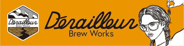 「Derailleur Brew Works(ディレイラブリューワークス)」とゴールドスポンサー契約締結のお知らせ