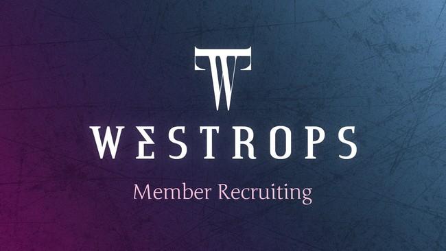 eSports業界をひっくり返す女性募集!女性だけのeSportsチーム「WESTROPS(ウェストロプス)」のメンバー募集を2月14日に開始。