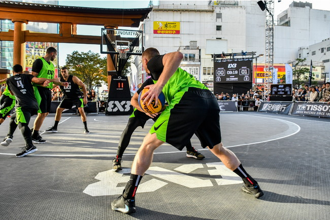 「FIBA 3x3 World Tour Utsunomiya Final 2019」の「スポーツツーリズム賞」の受賞のお知らせ