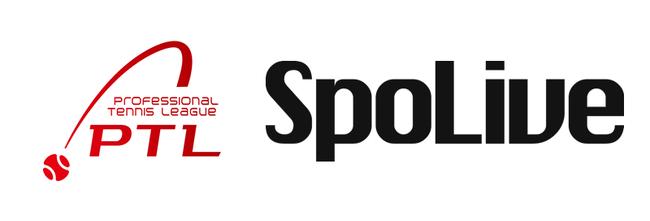 国内初のプロテニスリーグの第1回プレイベントで次世代スポーツ観戦アプリ「SpoLive」を導入