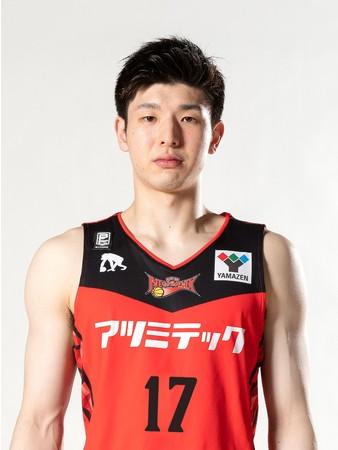常田 耕平選手 特別指定選手として三遠ネオフェニックスへ新加入